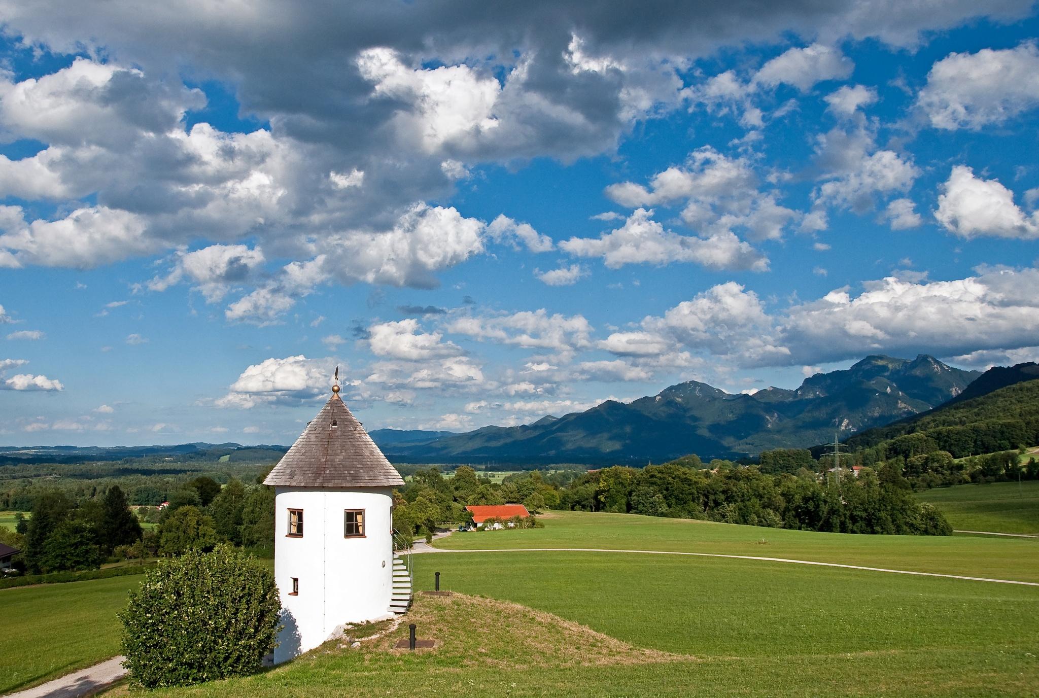Berghamer Wasserturm