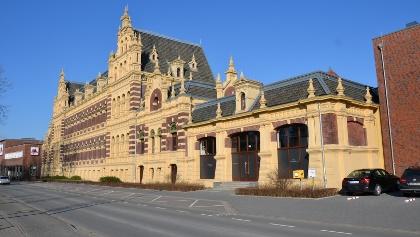 ehemalige Weberei Laurenz in Ochtrup