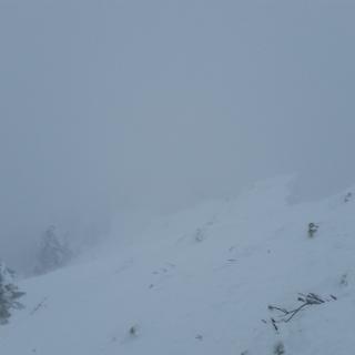 Foto vom Gipfel aus