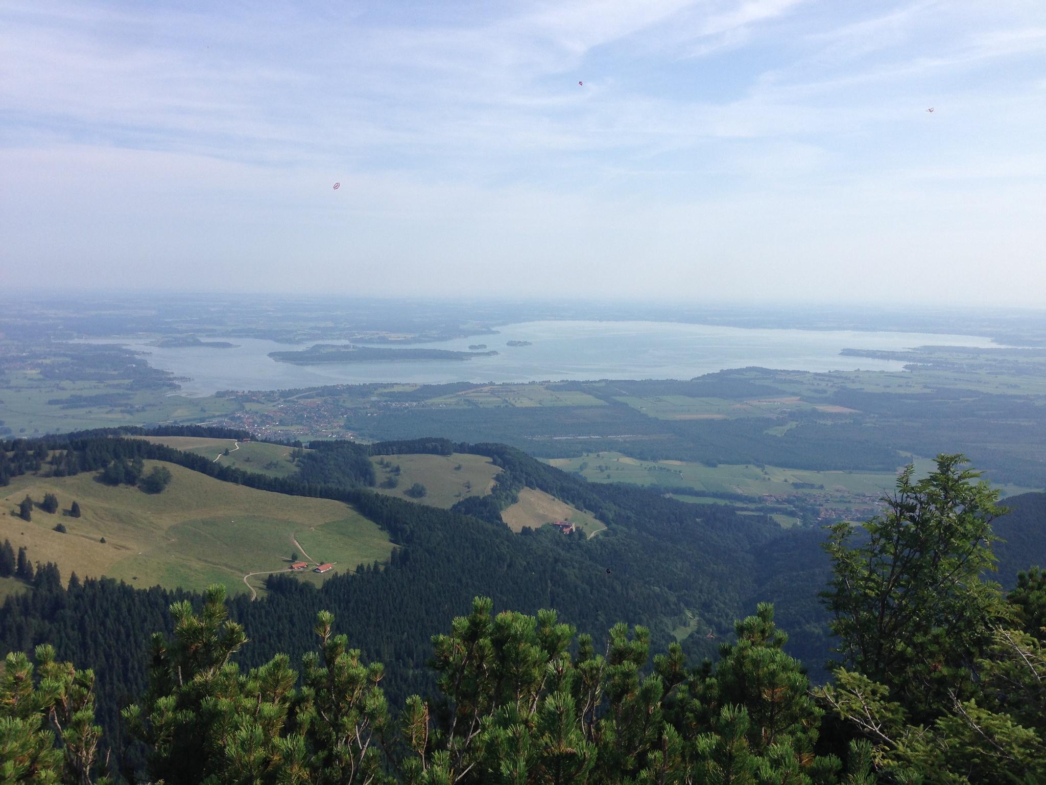 Berglauf Chiemseeblick Joggingrunde