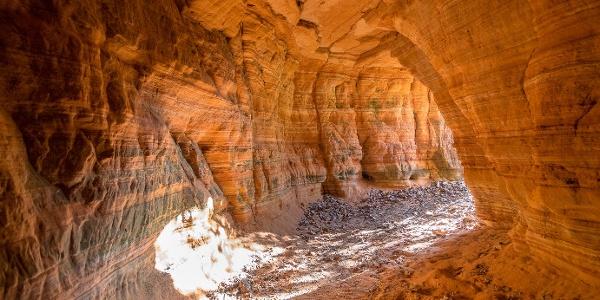 Krappenhöhle Sandhasen-Tour