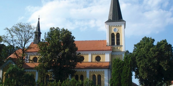 Kostel sv. Martina ve Zbýšově