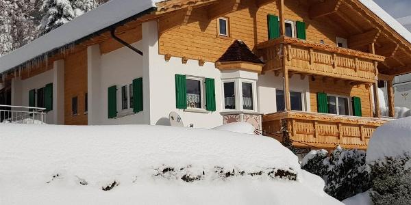Haus Panoramablick - Bartholomäberg - Winter