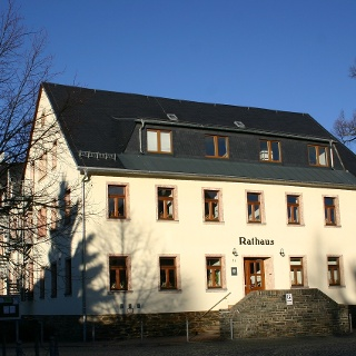 Rathaus Gemeinde Sehmatal
