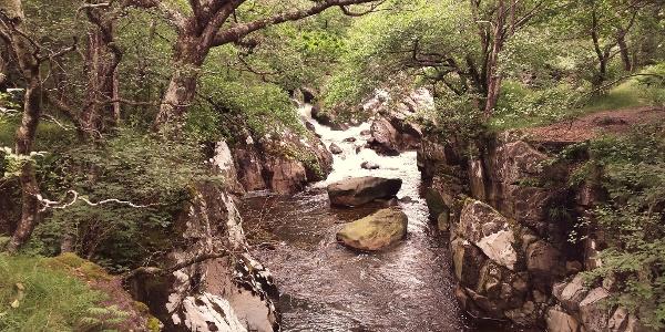 Nevis Gorge