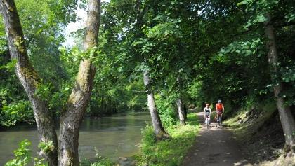 Radtour entlang der Kyll