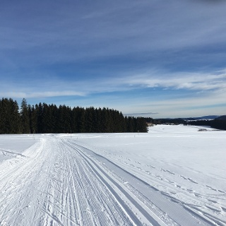 Anschluss Nordic Center