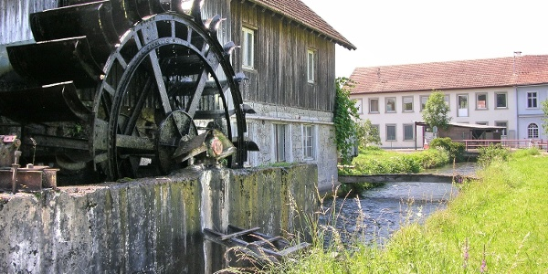 Mühle Lauchringen