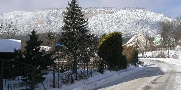 Bergstrasse Hohe Wand