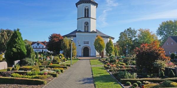 Rundkirche in Gesmold