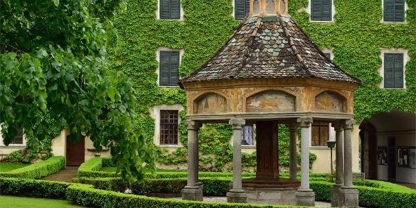 Giardino storico dell'Abbazia di Novacella