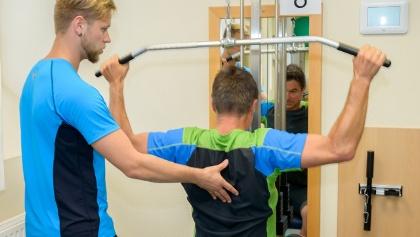 Prävention - Dynamisch zum starken Rücken