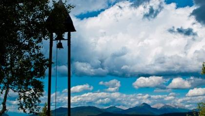 La campanella che si trova in cima al Castion
