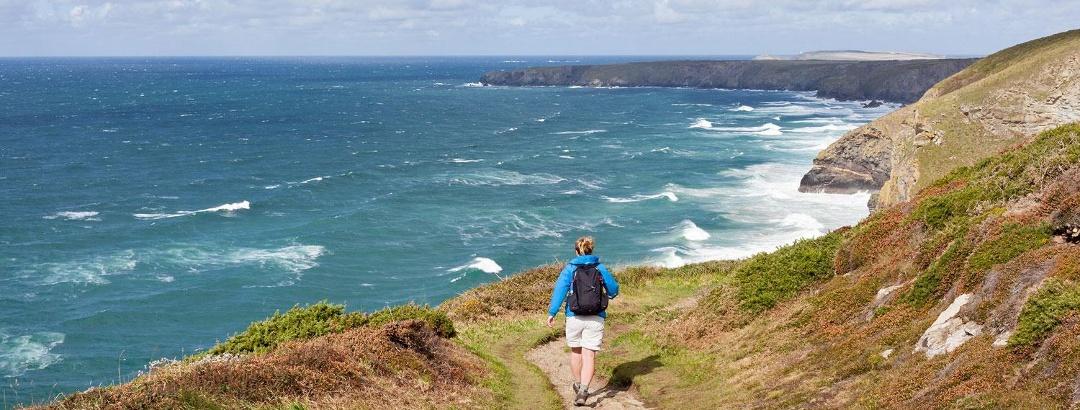 Walk the best of Cornwall's North Coast