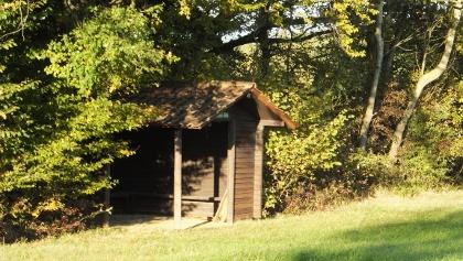 Blumentobel-Hütte