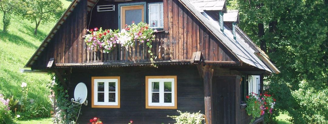 Ferienhaus Murgg, Hausansicht