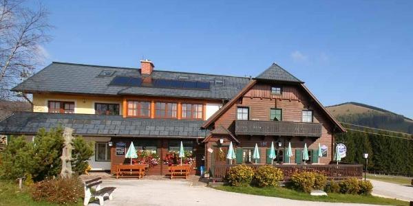 Angerwirt Gasthof - Terrasse