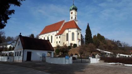 Pfarrkirche Siebnach
