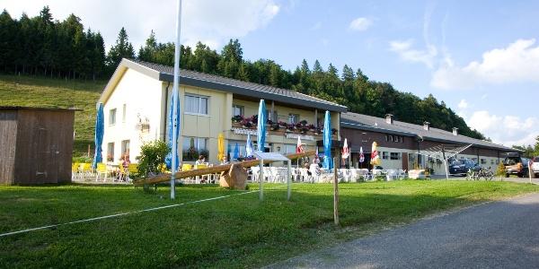 Berggasthof Obergrenchenberg.