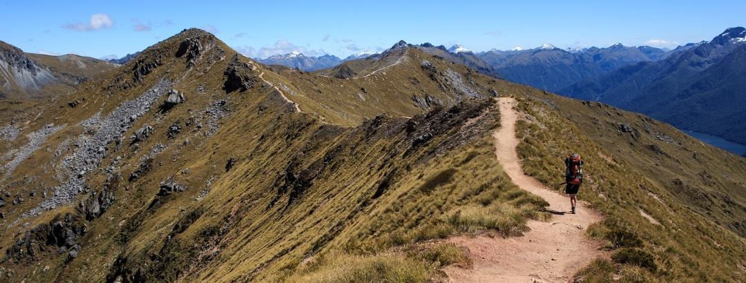 Gratsweg am Kepler Track