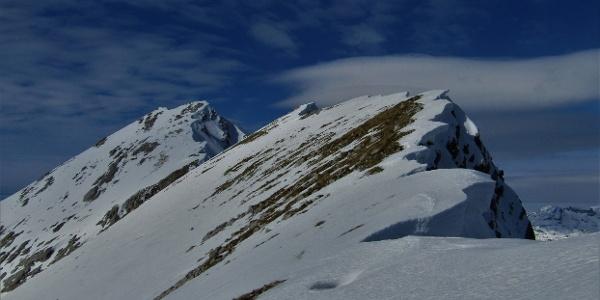 View towards Mt. Meja.