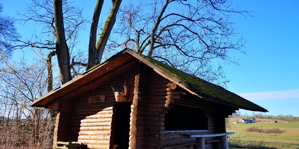 Wanderhütte Am Strickberg