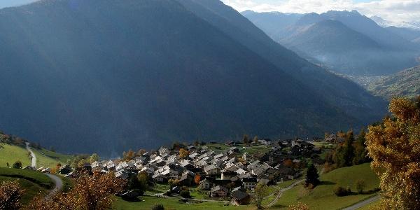 Village du Levron