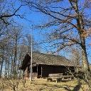 Schutzhütte beim Wasserturm