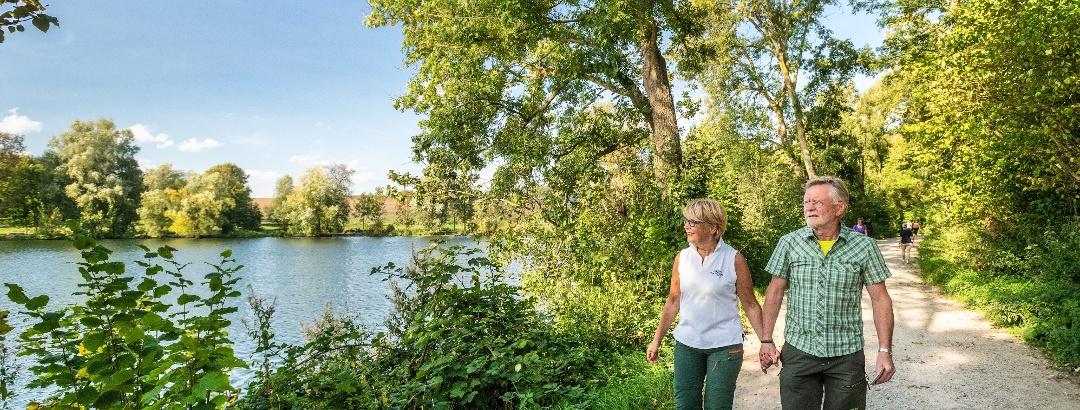neanderland STEIG am Abtskücher Teich