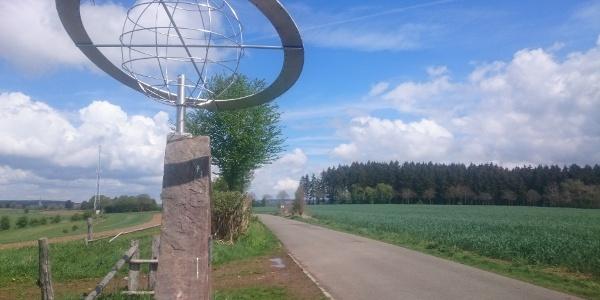 Planetenweg St.Vith