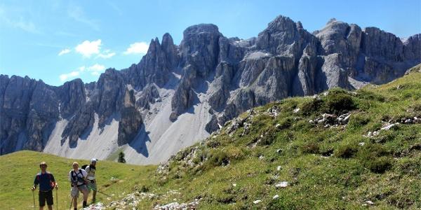 Dolomiten Höhenweg nr. 2