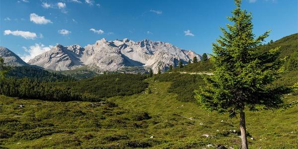 Dolomiten Höhenweg nr. 1