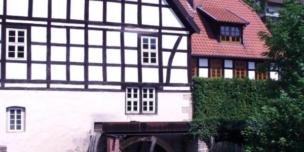 Stark'sche Mühle in Kohlstädt