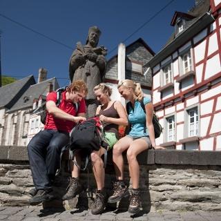 Monrealer Ritterschlag_Historischer Ortskern Monreal