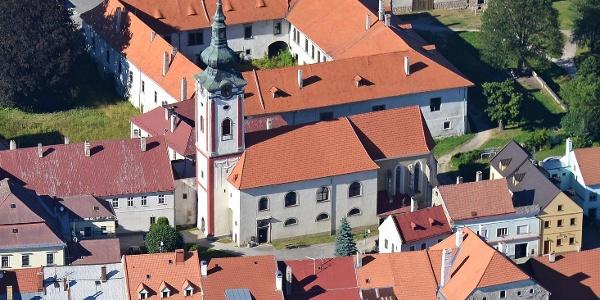 Zámek Nová Bystřice