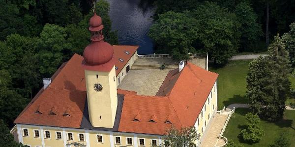 Zámek Stráž nad Nežárkou