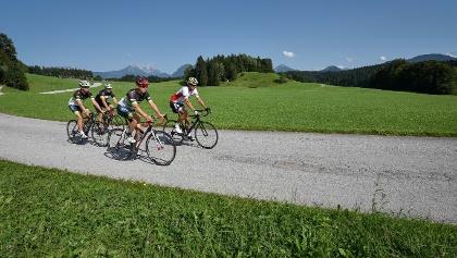 Rennradtour Breitenbach - Schönau