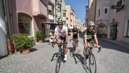 Rattenberg - idealer Zwischenstopp bei einer Radtour