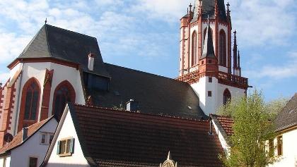 Wallfahrtskirche Armsheim