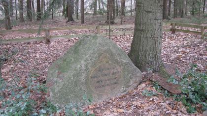 Gedenkstein Ernst August König von Hannover