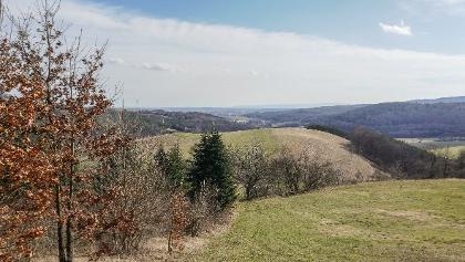 Blickrichtung Oberpullendorf