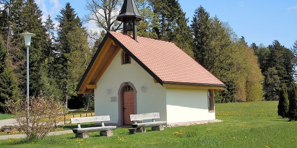 Kapelle bei Remetschwiel