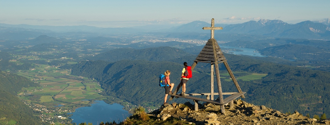 Wanderparadies Villach - Faaker See - Ossiacher See