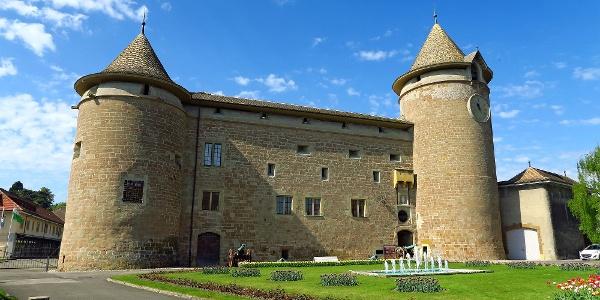 Schloss Morges.