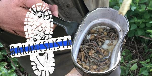 Kéktúra 7. rész: Jó éhség ellen a gilisztaleves?