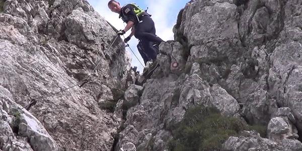 The Slovenian Mountain Trail