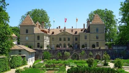 Château de Prangins.