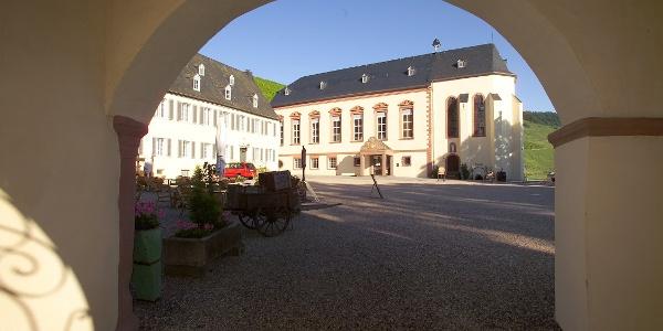 Kloster Machern bei Zeltingen-Rachtig - einen Abstecker wert!