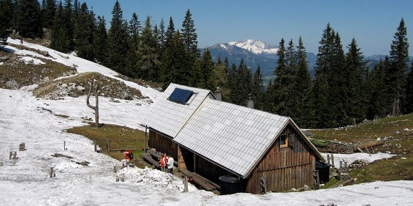 NATURFREUNDE Tonionhütte