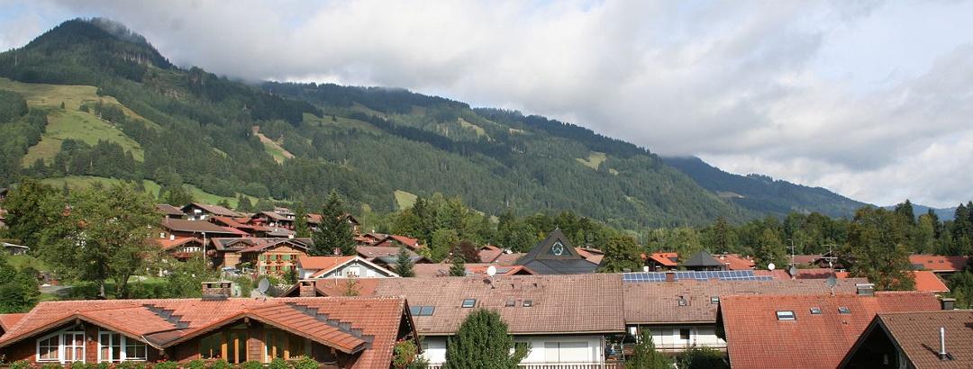 Luftkurort Obermaiselstein im Allgäu